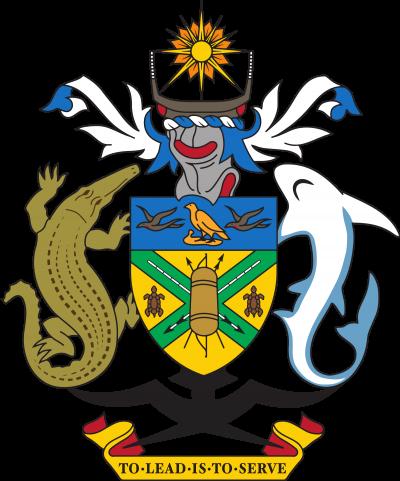 coat of arms, Solomon Islands-photo-value-description