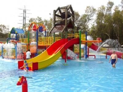 water parks, in Tel Aviv, photos, description, price