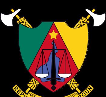 Cameroon coat of arms, photo-value-description