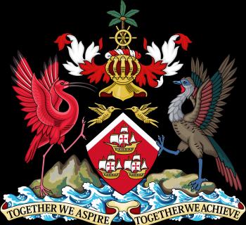 coat of arms Trinidad and Tobago photo-value-description