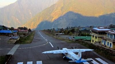 Airports-Nepal-list of international airports