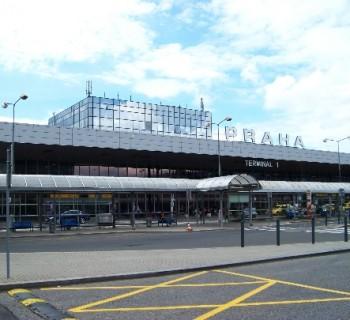 Airports, Czech Republic, a list of international airports