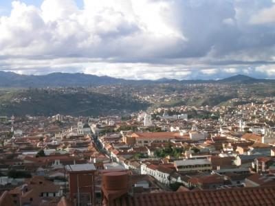 the capital of Bolivia-card-photo-kind-in-capital of Bolivia