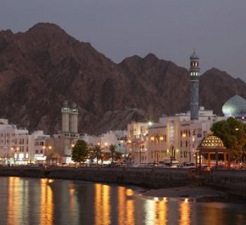 Oman capital-card-photo-kind-in-the capital of Oman