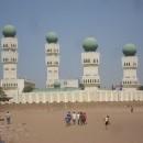 the capital of Senegal-card-photo-kind-in capital