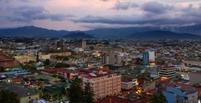 the capital of Costa Rica Card photo-kind-in capital