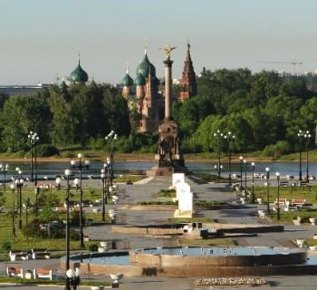 Sight-site Yaroslavl-lijst van de beste