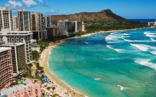 Capitala Insulelor Hawaii Harta Fotografie Care Este Capitala