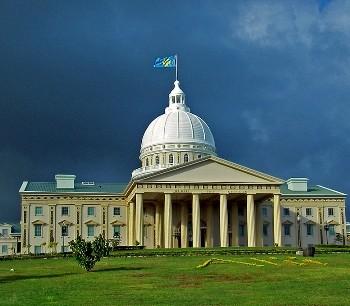 the capital of Palau Card photo-kind-in-the capital of Palau