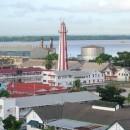 Guyana capital-card-photo-kind-in-the capital of Guyana