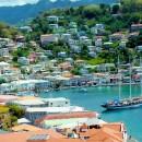 Grenada capital-card-photo-kind-in-the capital of Grenada