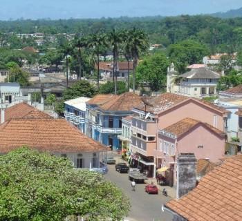 the capital, Sao Tome-and-Principe card photo-how