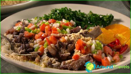 mat från brasilien