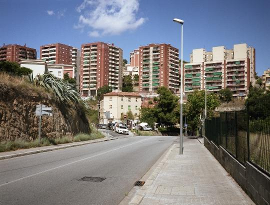 fornøyelsesparker i barcelona