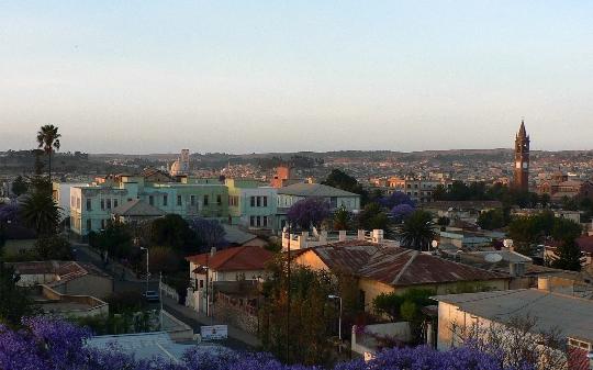 hovedstaden i eritrea