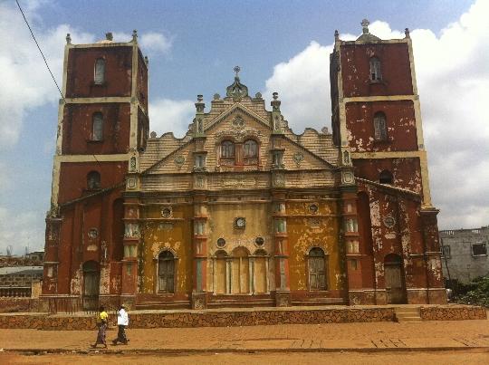 Porto-Novo - capitale del Benin