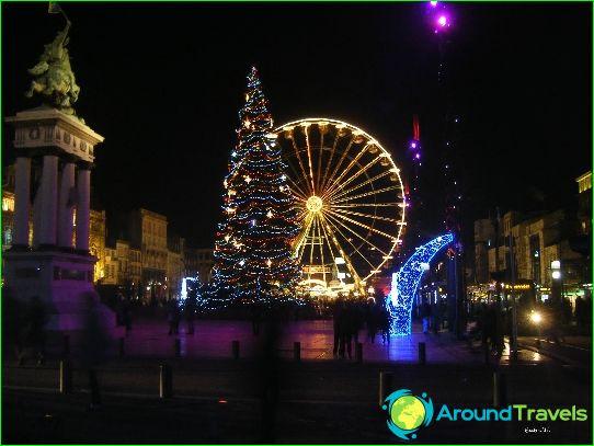 franske juletraditioner