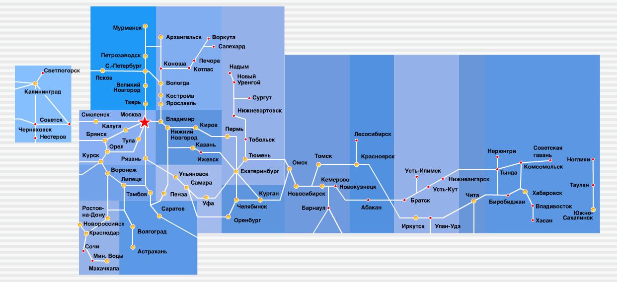 Venajan Rautatiet Kartta Sivusto Kuvat