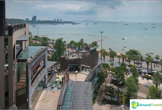 Pattaya-Beach-Pattaya-Beach-Center-Life-Großstadt