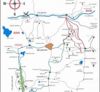 how-get-cappadocia-map