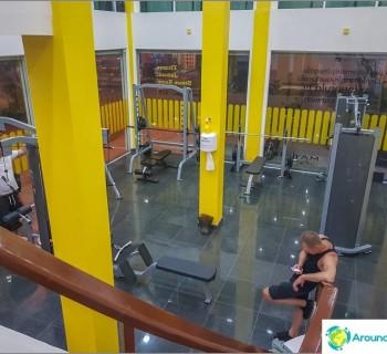 podium-gym-modern-gym-koh-phangan